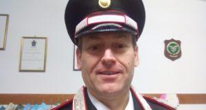 Il luogotenente Maurizio Simoncini