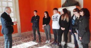 Grandinetti all'Itts incontra delegazione studenti-docenti