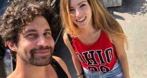 La mia seconda volta, protagonisti Simone Riccioni e Aurora Ruffino