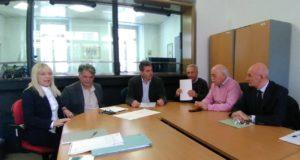 La riunione operativa svoltasi a Rieti