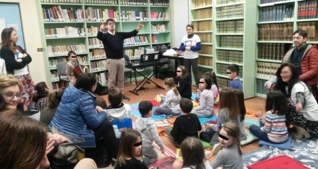 I partecipanti all'ultimo incontro in Biblioteca