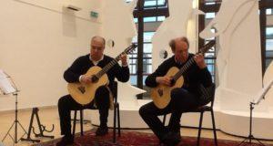Il duo Agostinelli - Zampini