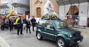 La processione in Piazza del Popolo