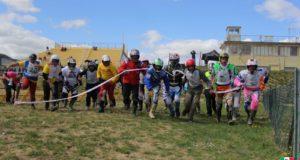 I partecipanti al via (foto PassioneCrossEnduro.com)