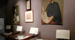 La mostra in Pinacoteca