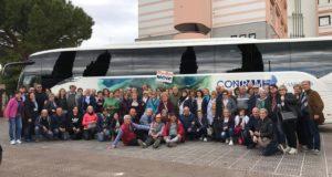 Il gruppone in viaggio per Matera