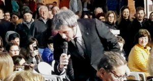 Ruffini fra il pubblico