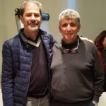 Pietro Bartolo assieme a Francesco Borioni