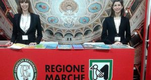 Lo spazio della Regione Marche
