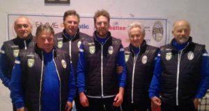 La squadra del Serralta che ha vinto la Coppa Italia