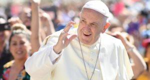 Papa Francesco in visita alla Diocesi