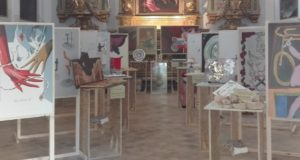 Oratorio del Gonfalone (sede della mostra)
