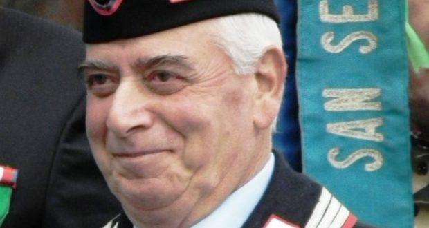 Il riconfermato presidente Decio Bianchi
