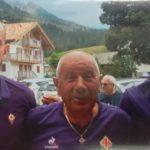 Pacì de Nuna al ritiro della Fiorentina