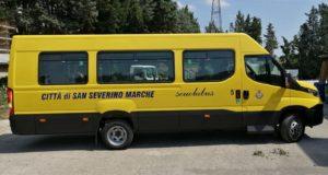 Il nuovo scuolabus