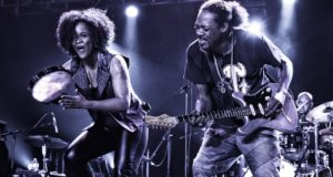 Il mancino Eric Gales
