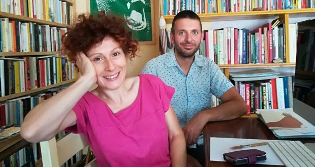 Marisa Ventura e Lorenzo Bartolucci