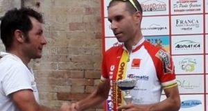 Fabio Tarquini premiato a Recanati