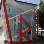 La sede della Croce rossa di San Severino