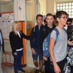 Studenti di nuovo a scuola