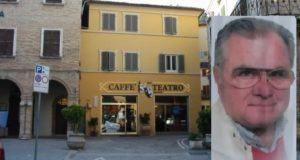 Luigi Cipolletta e lo storico Caffè del teatro