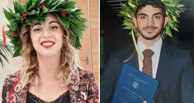 Cristiana e Damiano Cesaro