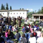 I bambini della Primaria a Colpersito nel giorno di San Francesco