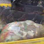 Pneumatici e rifiuti di altro genere
