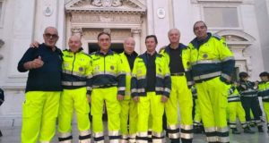 I volontari del Gruppo di San Severino