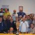 Il quattro volte campione italiano festeggiato dai suoi amici di sempre