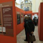 L'esposizione nella chiesa della Misericordia