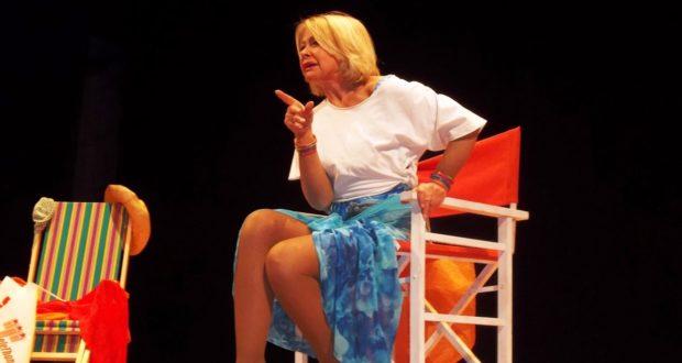 Paola Quattrini al Feronia