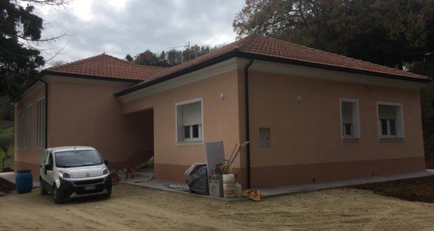 Stigliano, pronta l'ex scuola della frazione