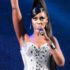 La cantante Corona