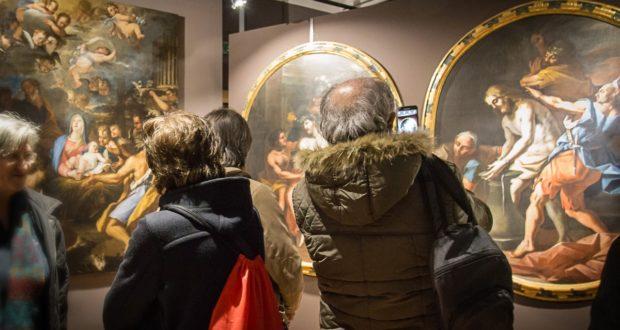 Un angolo della Pinacoteca