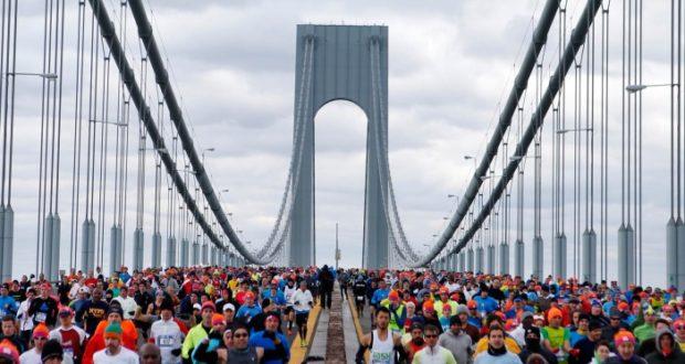 La maratona di New York (foto d'archivio)