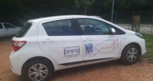 """La Toyota a disposizione per il progetto """"E-Mobility care"""""""