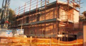 Ricostruzione: due famiglie rientrano a casa col nuovo anno