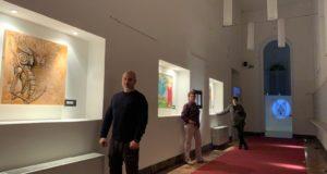 Artisti e opere in mostra a Jesi