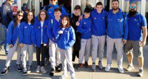 Protagonisti al Campionato italiano di Riccione