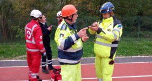 Croce rossa e Protezione civile impegnate nel servizio a domicilio di farmaci e spesa