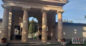 Chiuso il cimitero San Michele