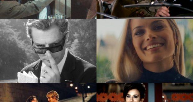 Frammenti di alcuni film in lista