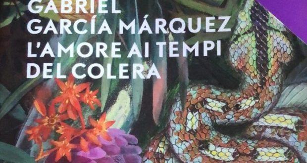 La copertina del libro di Gabo Marquez