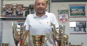 Il presidente della Polisportiva Serralta, Marco Crescenzi