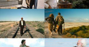Frammenti dei film sul viaggio