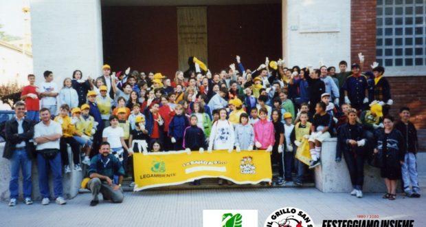 Puliamo il mondo: vent'anni fa a San Severino