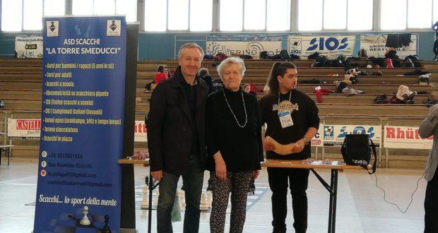 Paolo Paoloni e Caterina Ciambotti