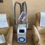 Il macchinario donato al reparto di Oncologia dell'ospedale di San Severino