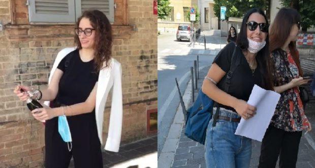 Elena Taborro e Alice Ottaviani